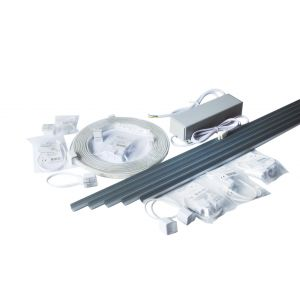 CabLED 5m 12W 3000K Starterpaket - STRAIGHT