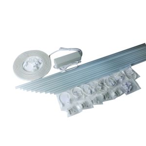 CabLED 10m 8W 3000K Starterpaket - STRAIGHT